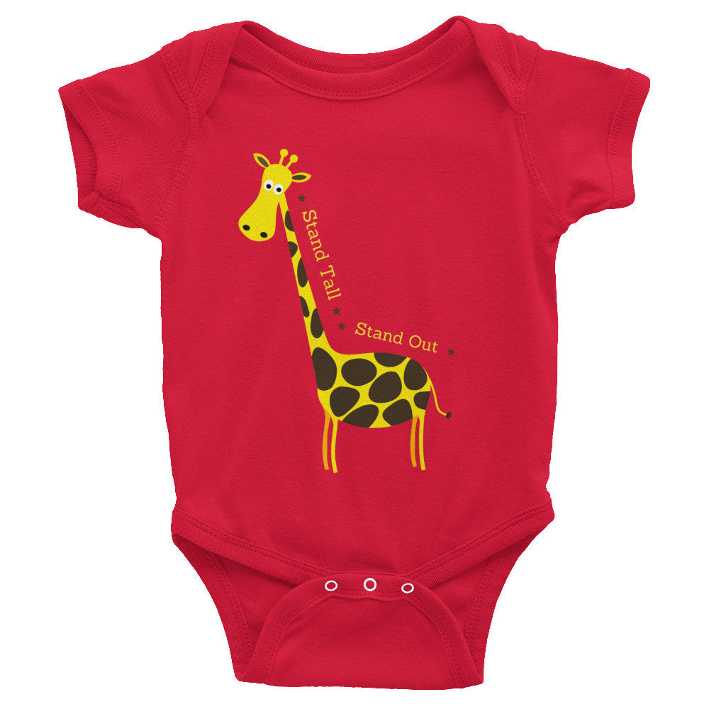 Gender Neutral Stand Tall, Stand Out Onesie  - Gender Bender Kids