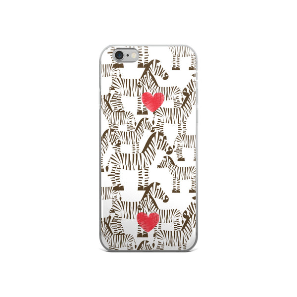 Gender Neutral With Love, Zebra iPhone case  - Gender Bender Kids