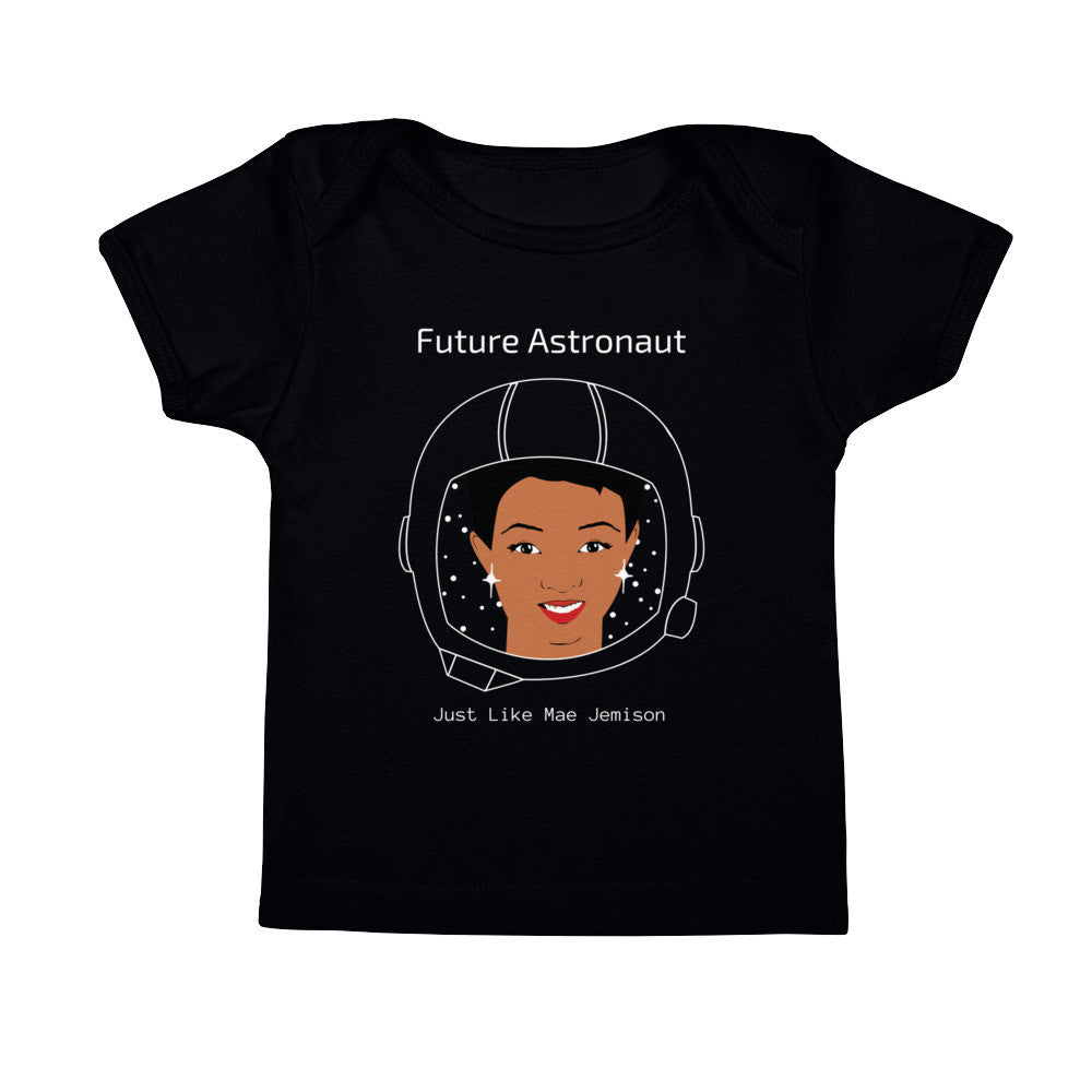 Gender Neutral Future Astronaut Baby Tee  - Gender Bender Kids