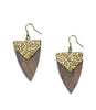Durga Arrowhead Earrings - Matr Boomie (Jewelry)