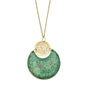 Tara Stone Crescent Necklace - Matr Boomie (Jewelry)