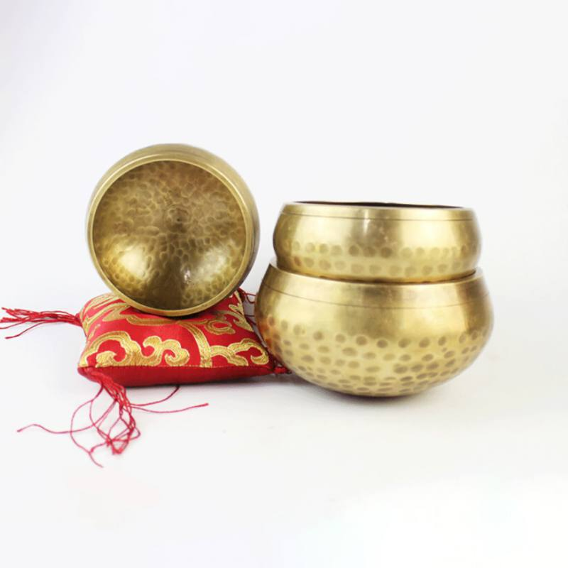 Mystikal Handmade Tibetan Singing Bowl With Mallet