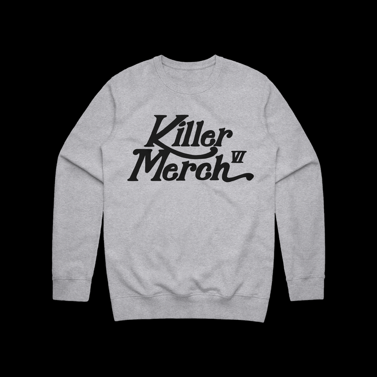 Killer Merch - Six Crewneck