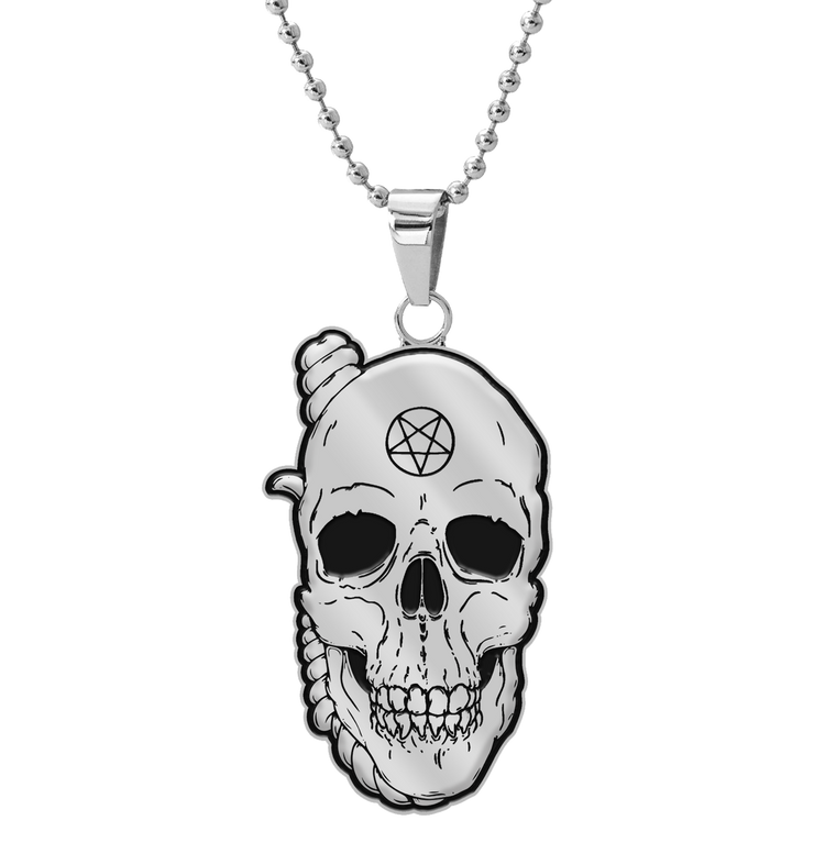 SPITE - Skull Necklace