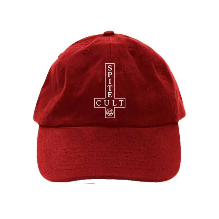SPITE - Cult Cross Cardinal Dad Hat