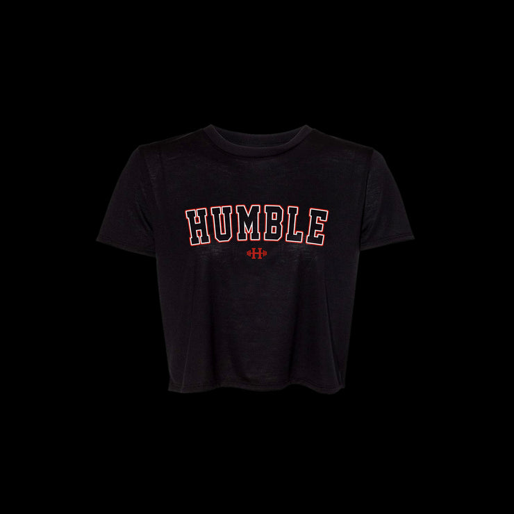Humble University - Humble Crop Tee