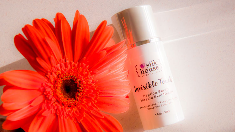 Invisible Touch Peptide Serum with Daisy Extract + CoQ10
