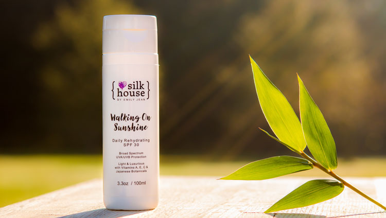 Walking On Sunshine Daily Rehydrating SPF 30 Sunscreen