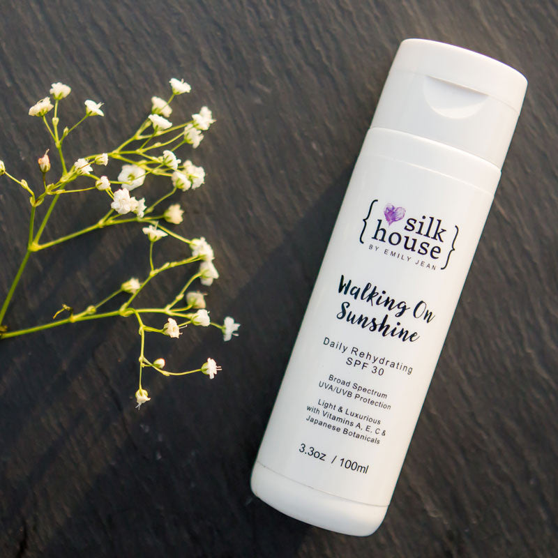 Walking On Sunshine Advanced Protection SPF - Silk House by Emily Jean