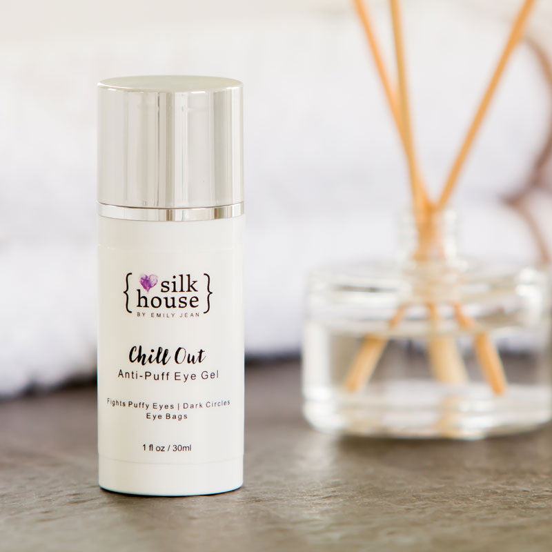 Chill Out Anti Puff Eye Gel - Silk House by Emily Jean