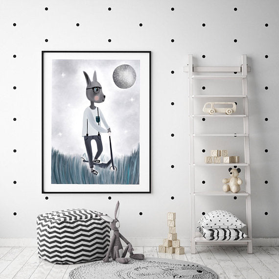 leo-kangaroo-print-my-hidden-forest-childrens-decor-faith-laine