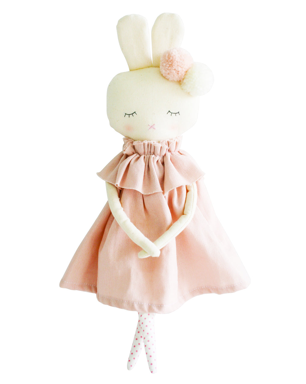 alimrose-isabelle-bunny-pink-linen-soft-toys-dolls-faith-laine