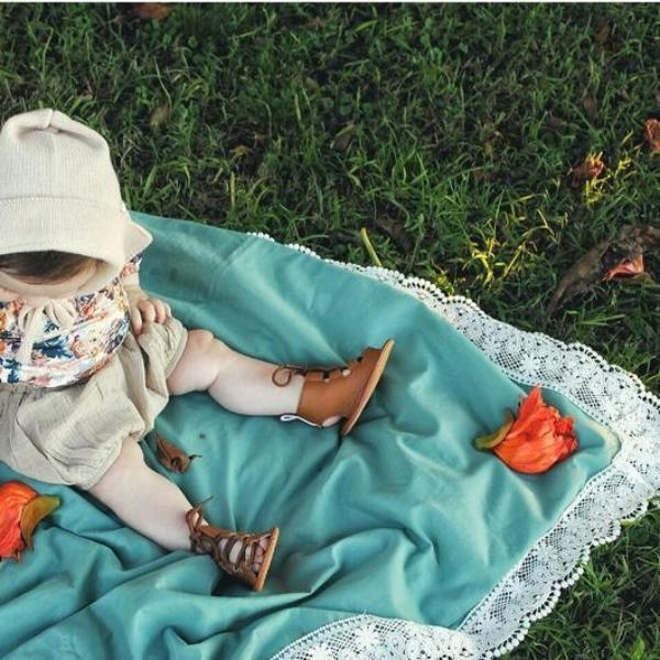 autum-green-baby-blanket-hertiage-blankets-faith-laine
