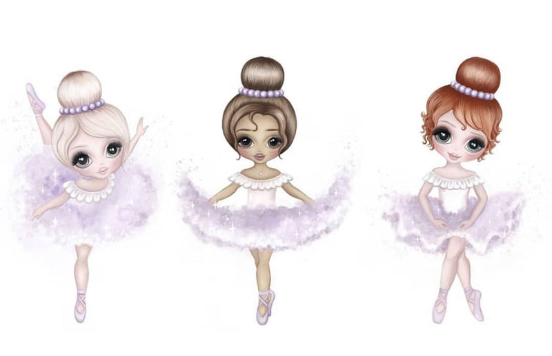 ballerina-print-lilac-isla-dreams-childrens-prints-faith-laine