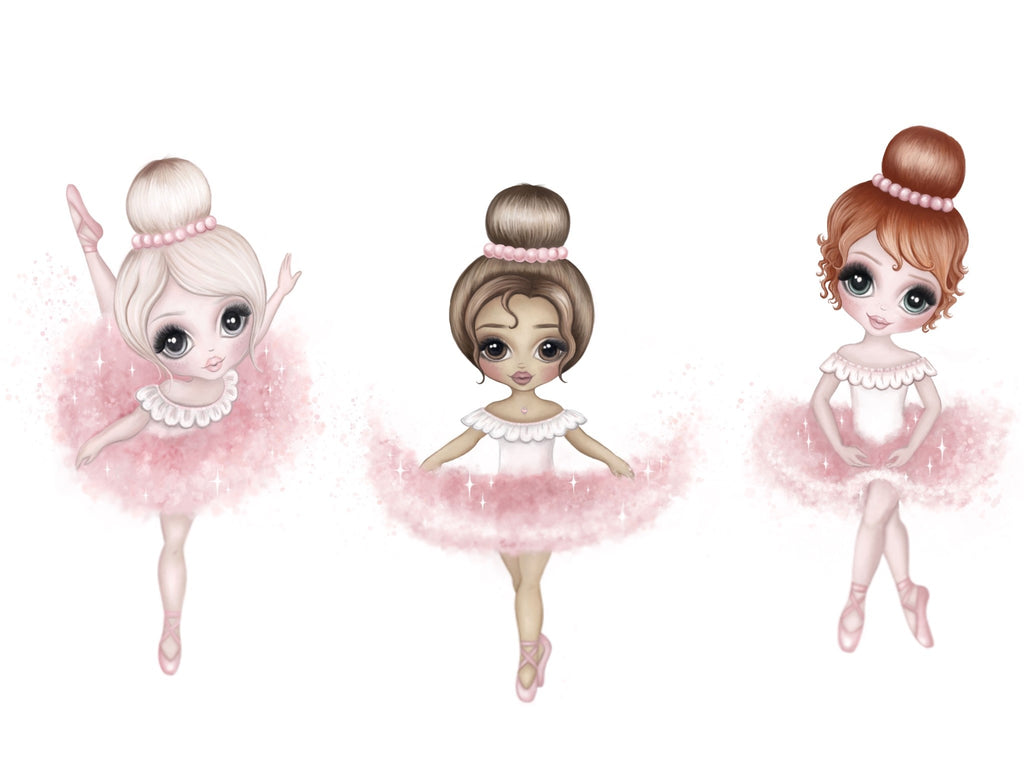 ballerina-print-pink-isla-dreams-childrens-prints-faith-laine