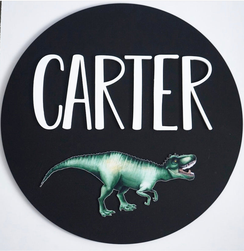 carter-3d-dinosaur-name-plaque-lennon-grace-designs-childrens-decor-faith-laine
