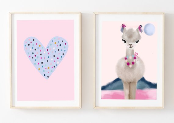 lola-llama-my-hidden-forest-kids-prints-faith-laine