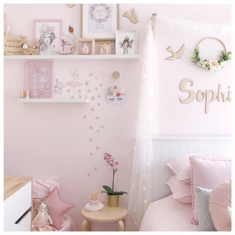 Crysta Fairy Wall Decal