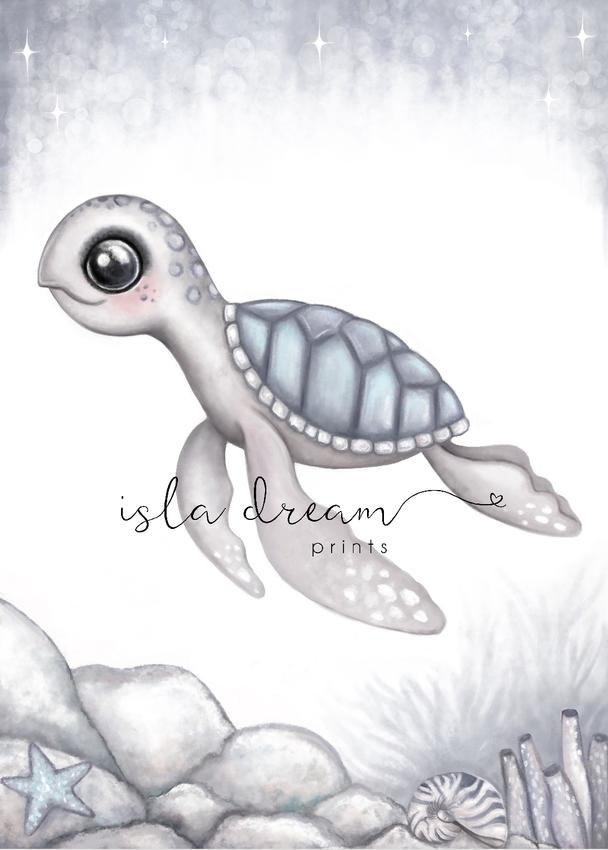 kai-sea-turtle-print-isla-dream-prints-boys-nursery-art-faith-laine