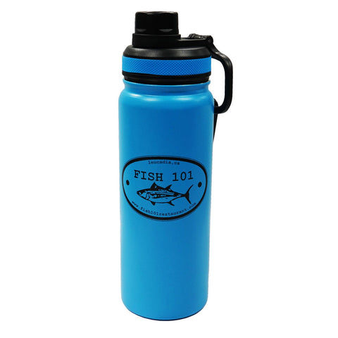 Fish 101 x Famous Surf Water Flask - 18 oz