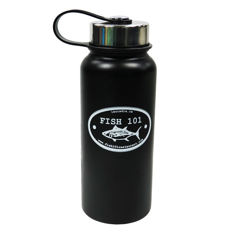 Fish 101 x Famous Surf Water Flask - 26 oz