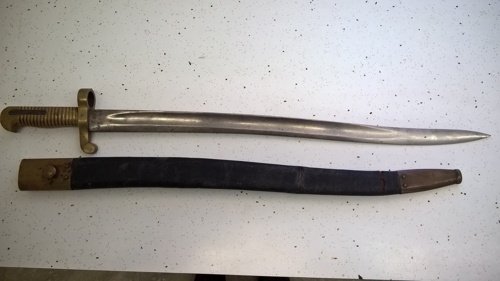 Civil War Naval Bayonet