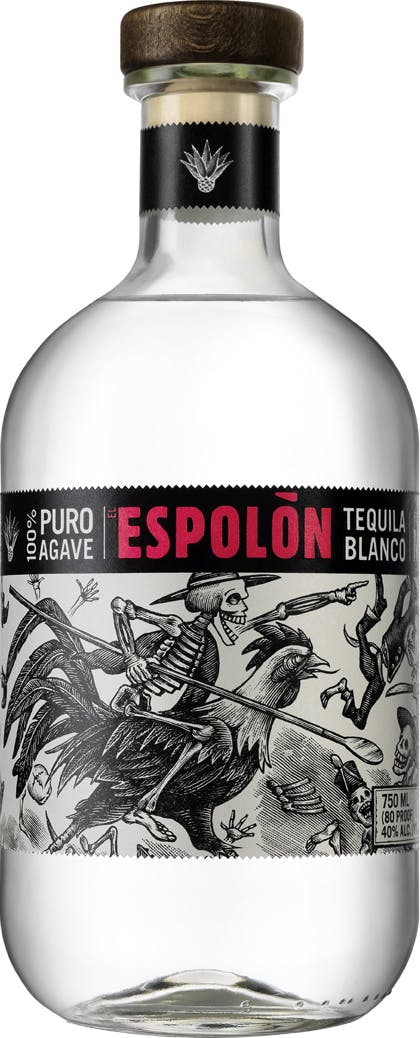 Espolon Blanco Tequila - 375ml