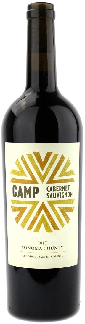 Camp Cabernet Sauvignon 2017, Sonoma County, California