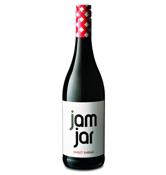 Jam Jar Shiraz 2016, Western Cape, South Africa