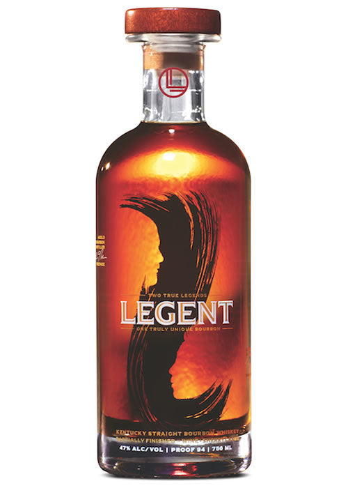 Legent Straight Bourbon Whiskey