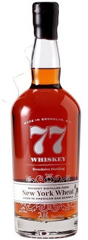 Breuckelen 77 Whiskey New York Wheat Whiskey