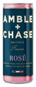 Amble & Chase Rosé 2017, Provence, France  250ml