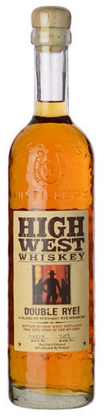 High West Double Straight Rye Whiskey