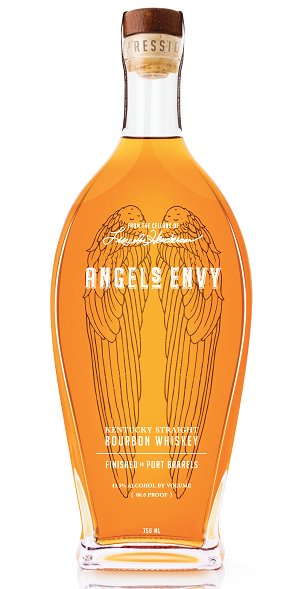 Angel's Envy Straight Bourbon Whiskey