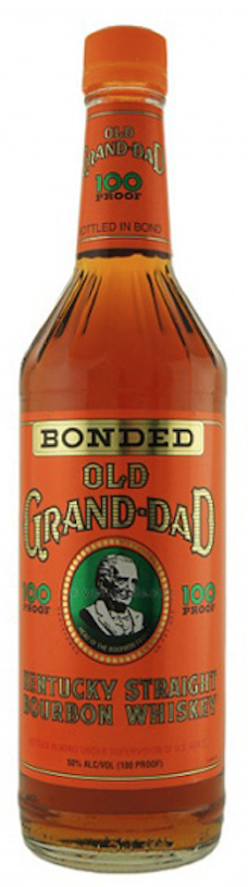 Old Grand-Dad Straight Bourbon Whiskey