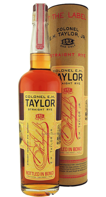 E.H. Taylor Jr. Small Batch Straight Bourbon Whiskey