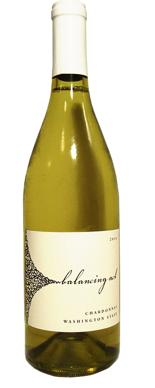 Tamarack Cellars 'Balancing Act' Chardonnay 2015, Columbia Valley, Washington