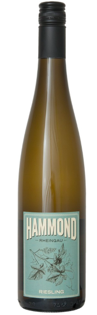 Anthony Hammond Riesling Trocken 2014, Rheingau, Germany
