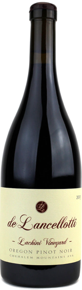 de Lancellotti Estate Pinot Noir  2011, Willamette Valley, Oregon