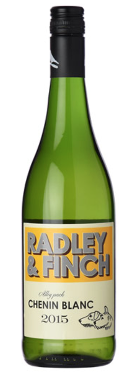 Radley & Finch Chenin Blanc 2016, Western Cape, South Africa