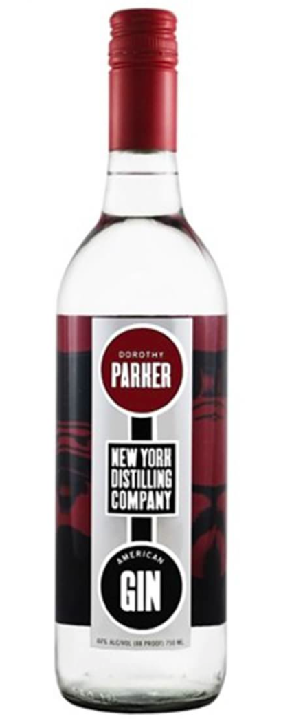 "New York Distilling Company ""Dorothy Parker"" American Gin"