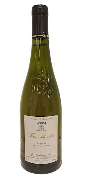 Domaine de l'Enchantoir 'Terres Blanches' Saumur Blanc 2016, Loire Valley, France