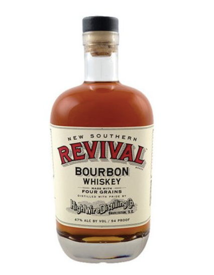 High Wire Distilling Co. New Southern Revival Four Grain Bourbon