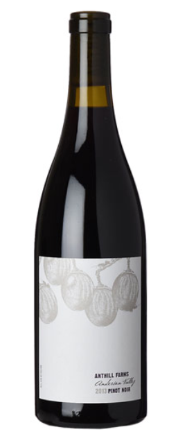 Anthill Farms Anderson Valley Pinot Noir 2015, California