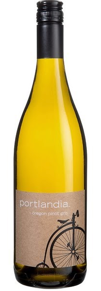 Portlandia Pinot Gris 2016, Willamette Valley, Oregon