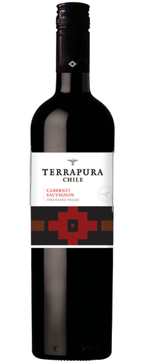Terrapura Cabernet Sauvignon 2014, Central Valley, Chile