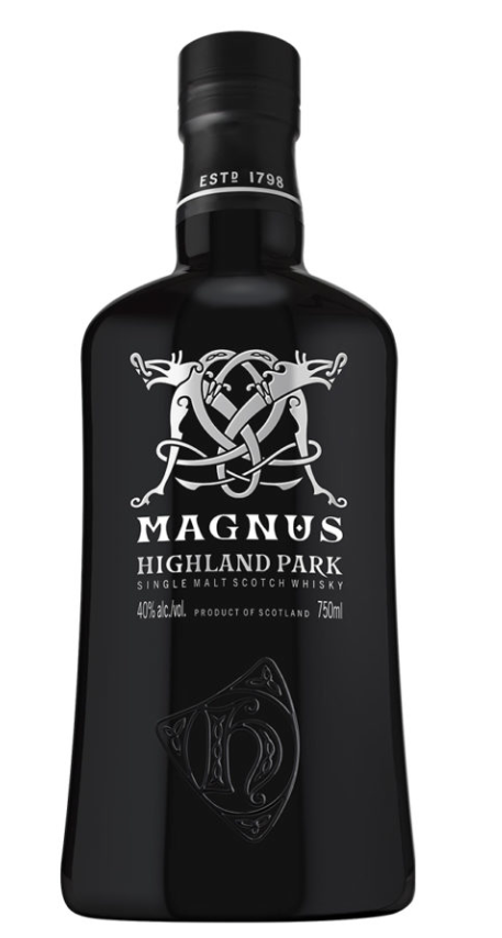 Highland Park Magnus Single Malt Scotch