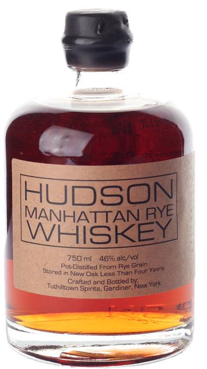 Tuthilltown Spirits 'Hudson Manhattan Rye' Whiskey