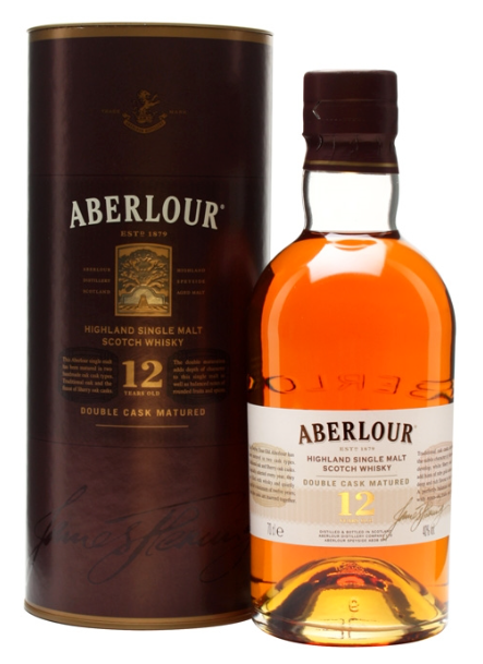 Aberlour 12yr Single Malt Scotch