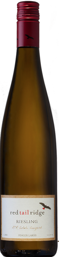 Red Tail Ridge Riesling 2016, Finger Lakes, New York